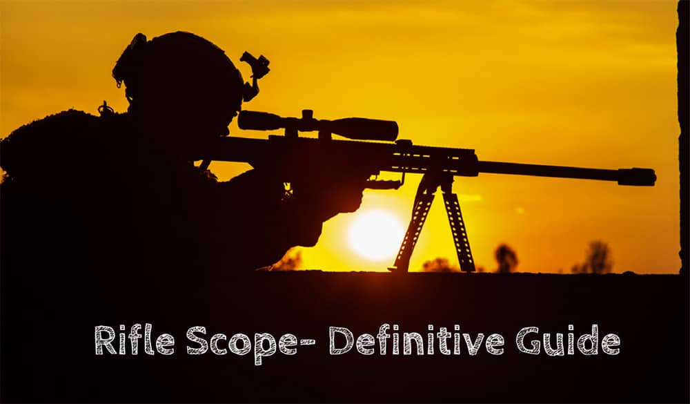 best long range rifle scope 2020