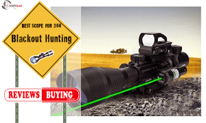 Best Scope For 300 Blackout Hunting 2021